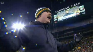 01 Will Ferrell at Packers Lions game